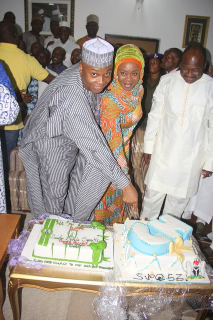 bukola saraki birthday