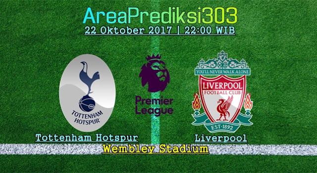 Prediksi Skor Tottenham vs Liverpool 22 Oktober 2017