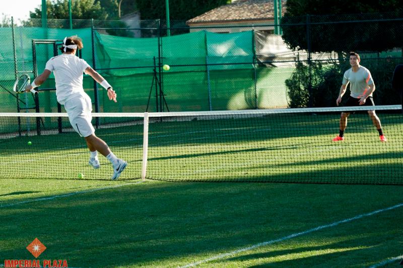 Sân Tenis Imperial Giải Phóng