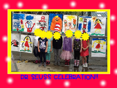 Hurray for Dr Seuss!