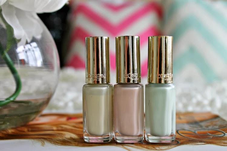 L'Oreal Perfection Colour Riche Les Blancs Collection