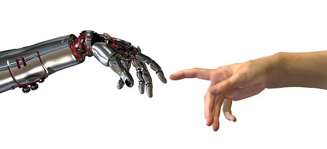 Tangan Robot yang Dapat Menyembuhkan Diri
