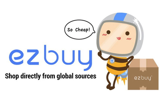ezbuy Shipping From Oversea for Only RM8.80!