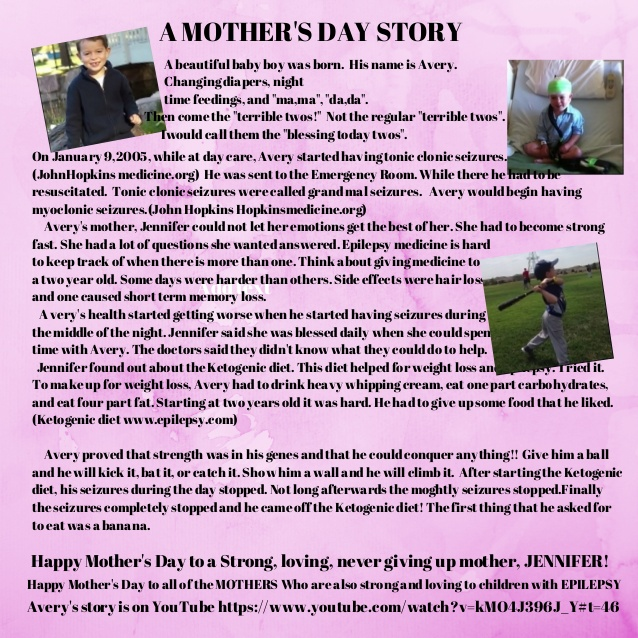 Happy Mother's Day Story