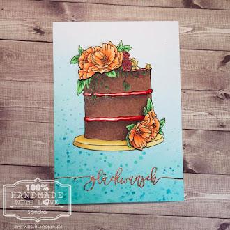 C9 Geburtstagstorte / Birthdaycake
