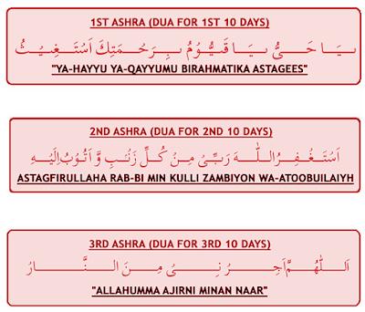 Ramadan Dua Quotes