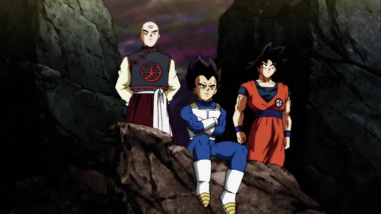 Ver Dragon Ball Super El Torneo del Poder - Capítulo 106
