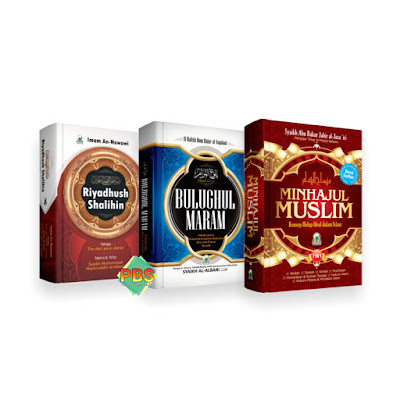 Paket 3 Buku Sunnah