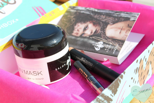 My New Year Beauty Resolutions for 2016 - September 2015 Birchbox