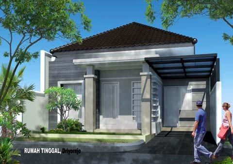 model rumah atap limas 6