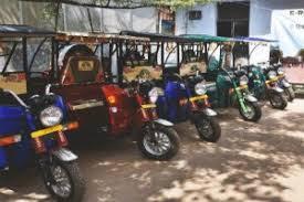 Bihar to waive off 50% of Taxes on e-rickshawas