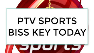 Updated Ptv Sports today Latest Biss Key 2018 - Updated Biss Key June 2018