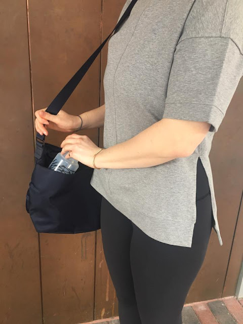 lululemon go-lightly-shoulder-bag cut-above-tee
