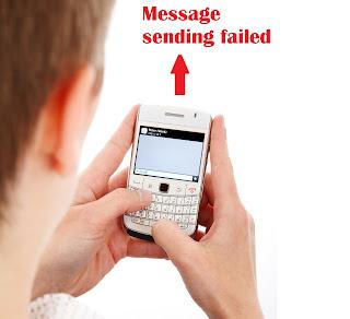 SMS Tidak Bisa Terkirim Namun Bisa Terima SMS, Kenapa ?