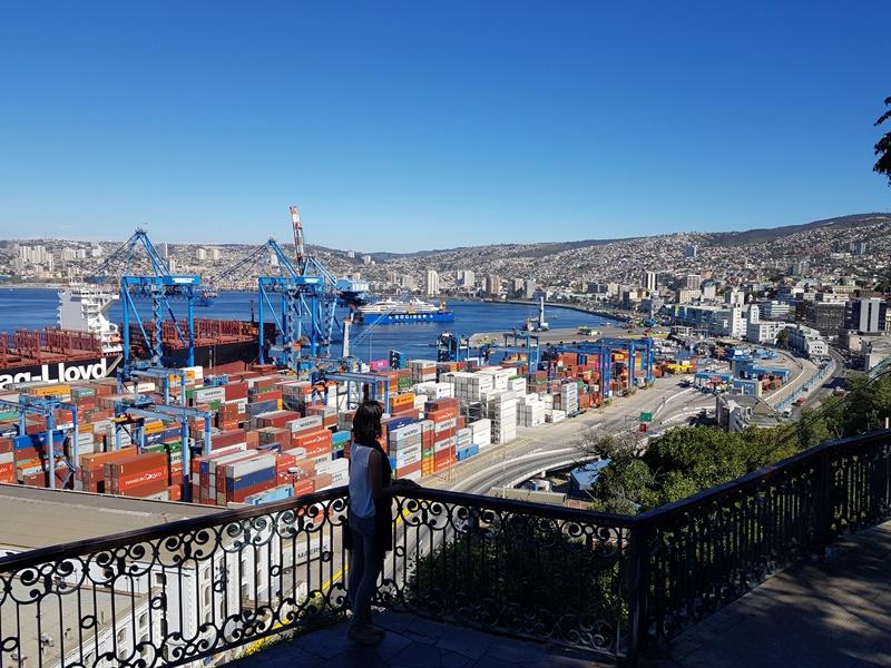 Bate a Volta de Santiago a Valparaíso