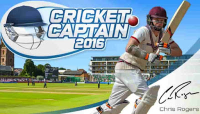 Download Cricket Captain 2016 PC Game Free