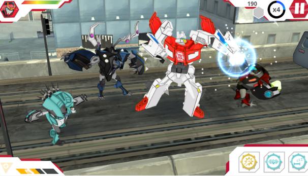 Transformers: RobotsInDisguise v1.9.0 Apk + Mod Obb - Mod