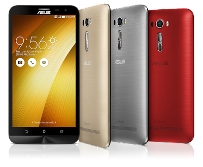 Asus Zenfone 2 Laser ZE600KL Specifications - Inetversal