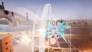 Override Mech City Brawl HD Background
