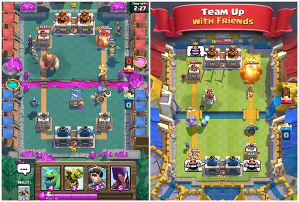 Clash-Royal-Gameplay