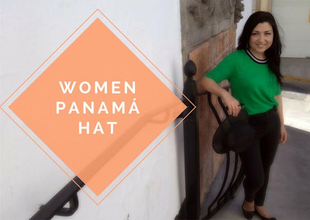 women-panama-hat