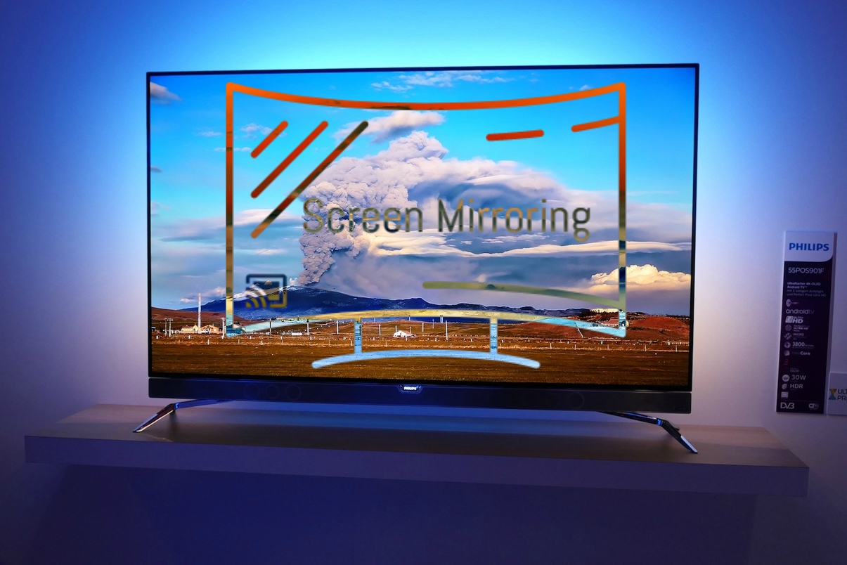 Screen Mirroring - Is your TV Screen Mirroring Supported