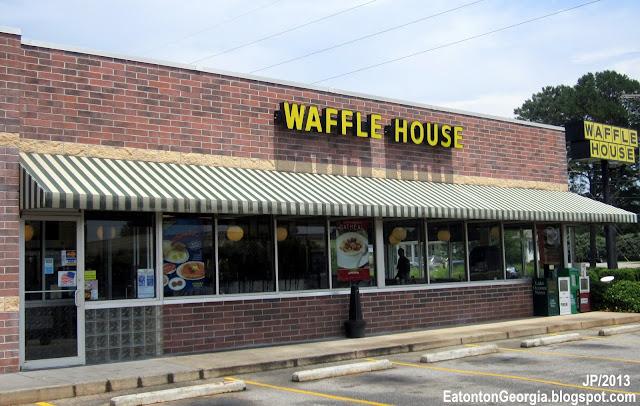 Waffle House Greensboro Nc