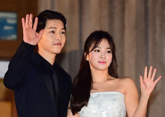 Telah Memilih Tempat Pernikahannya Song Joong Ki dan Song Hye Kyo