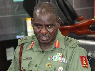 Army Converts Captured Sambisa Forest To Military Training Ground