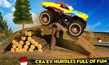 Monster Truck Rider 3D APK Version 1.2