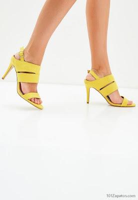 Tacones Amarillos