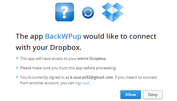 Automatically Backup Your WordPress Website to the Cloud for Free