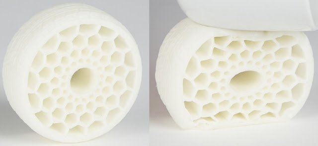 how to 3d print flexible filament