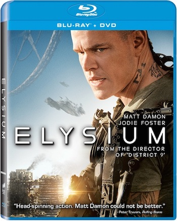 Elysium 2013 Dual Audio BluRay Download
