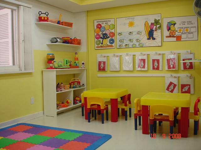 Preescolar Y Jardin De Infantes: Pequeninos De Jesus: Decoração De Sala Do Maternal