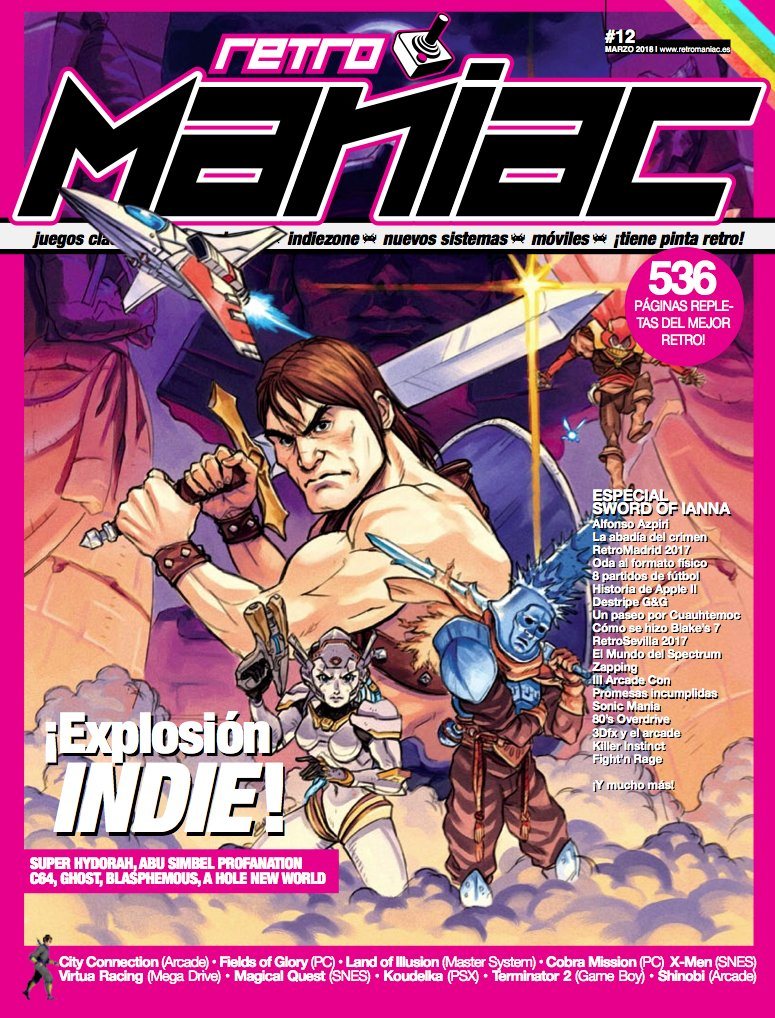 RetroManiac Magazine