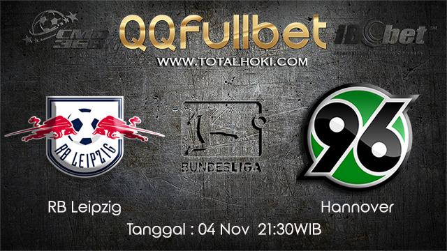 PREDIKSIBOLA - PREDIKSI TARUHAN BOLA RB LEIPZIG VS HANNOVER 04 NOVEMBER 2017 (BUNDESLIGA)