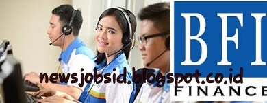 Lowongan Kerja Fresh Graduate/ Experience PT BFI Finance Indonesia Tbk Januari 2017