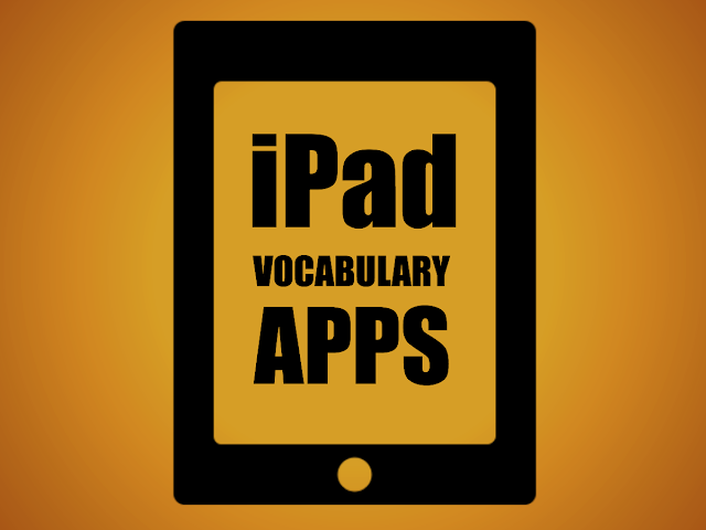 English Vocabulary Improving Apps for IPad