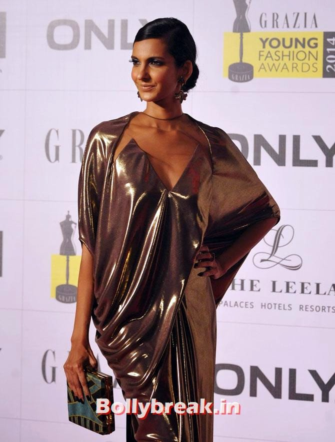 Poorna Jagannathan, Grazia Young fashion Awards Pics