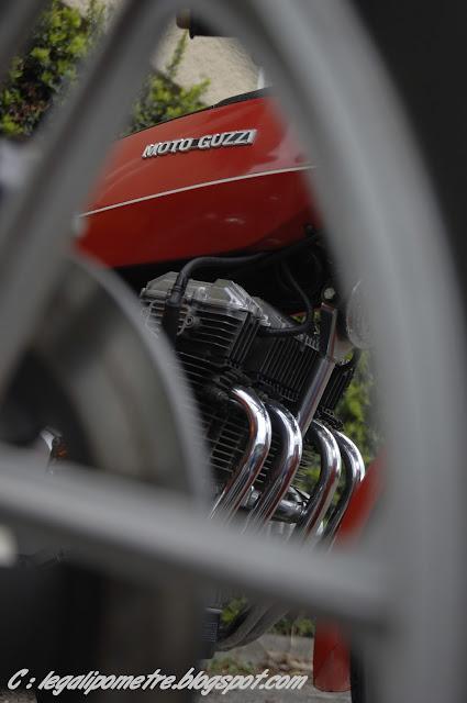 Les cousines Benelli / Moto Guzzi 254 (Années 70) _DSC0072