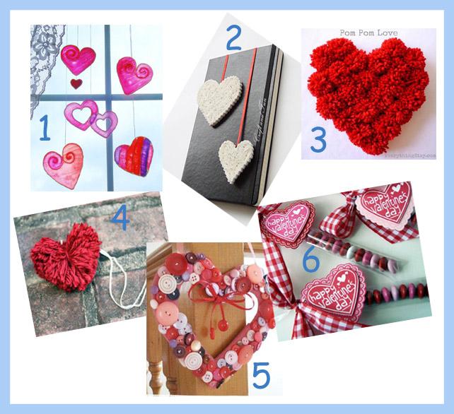 Idee decorative per san valentino kreattivablog for Idee san valentino fai da te