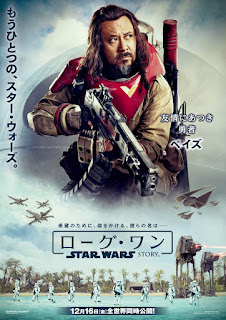 Rogue One A Star Wars Story International Poster 8