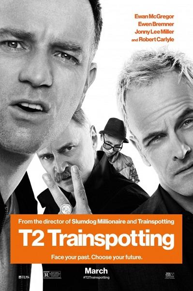 Film T2: Trainspotting 2017 Bioskop