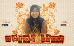 Tempahan Design Blog: Blog Iffah