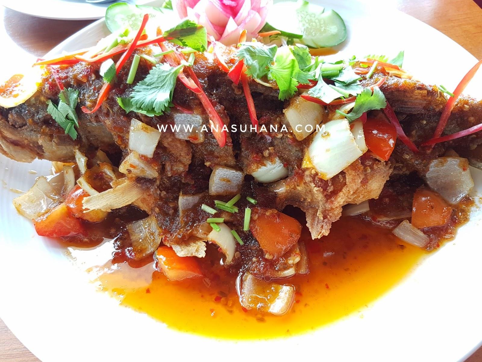 Mini Reunion Dengan Seafood Lambak di An-Nur's Kitchen Ayer8 Putrajaya