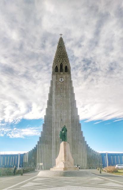 DIỆU KỲ ĐẤT NƯỚC BĂNG ĐẢO ICELAND- THỦ ĐÔ REYKJAVIK