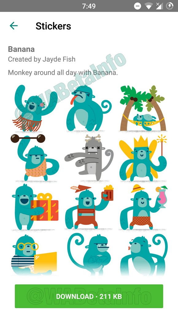 New Whatsapp Update brings new stickers, icons and extends 'Delete For Everyone' duration to 1 Hour