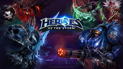 Moba, hots, hots tr, heroes of the storm