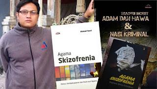 Ahmad Fauzi dan buku karyanya